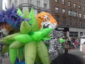 Travel Edits | St Patrick's Day Celebrations in Dublin 2011