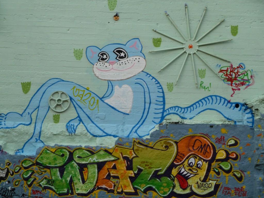 Travel Edits | Reykjavik Graffiti