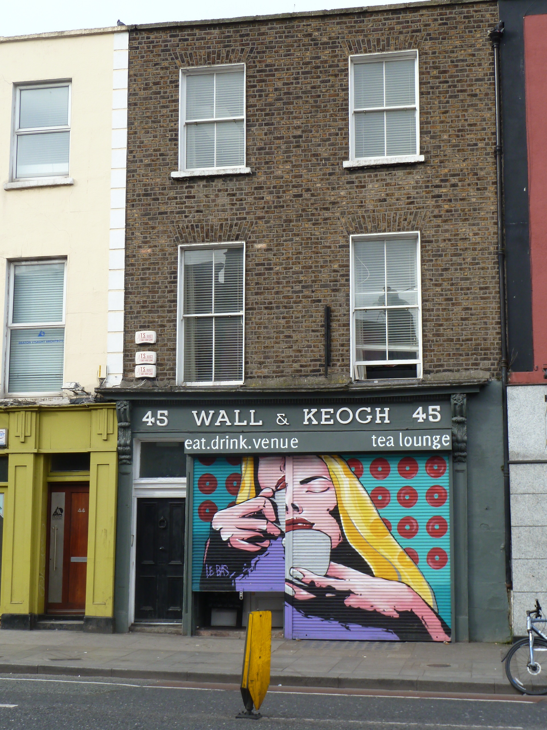 Travel Edits | The Dublin Edit: Dublin Street Art