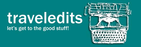 Travel Edits | Travel Edits Makes Blog Awards Ireland Shortlist