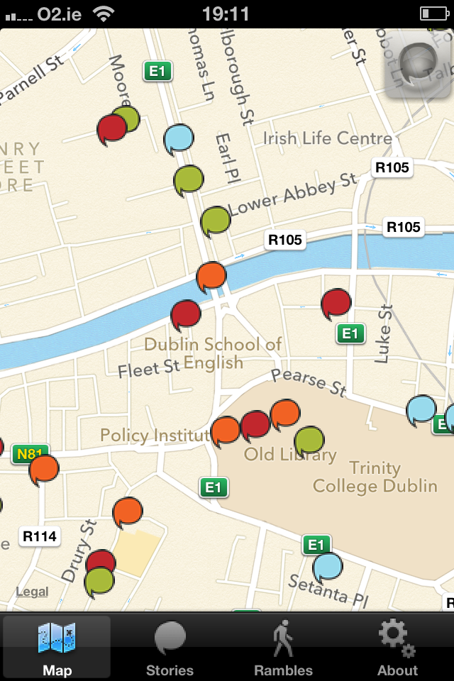 Travel Edits | Dublin Travel Essentials: StoryMap App