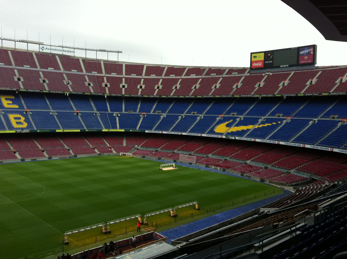 Travel Edits | Behind the Scenes at Camp Nou