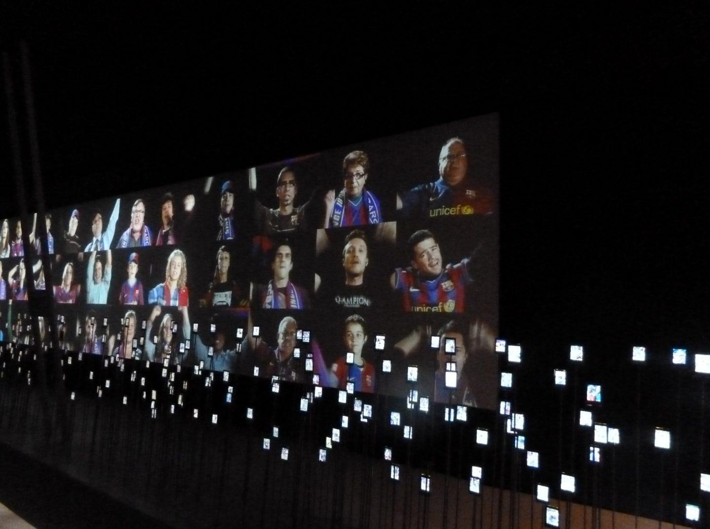 Travel Edits   Behind the Scenes at Camp Nou