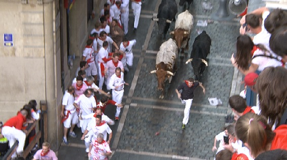 Travel Edits | Chasing Red: One Man's Obsession with the Running of the Bulls in Pamplona