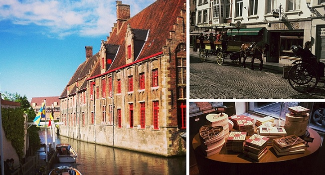 Travel Edits | 24 Hour Challenge: Bruges