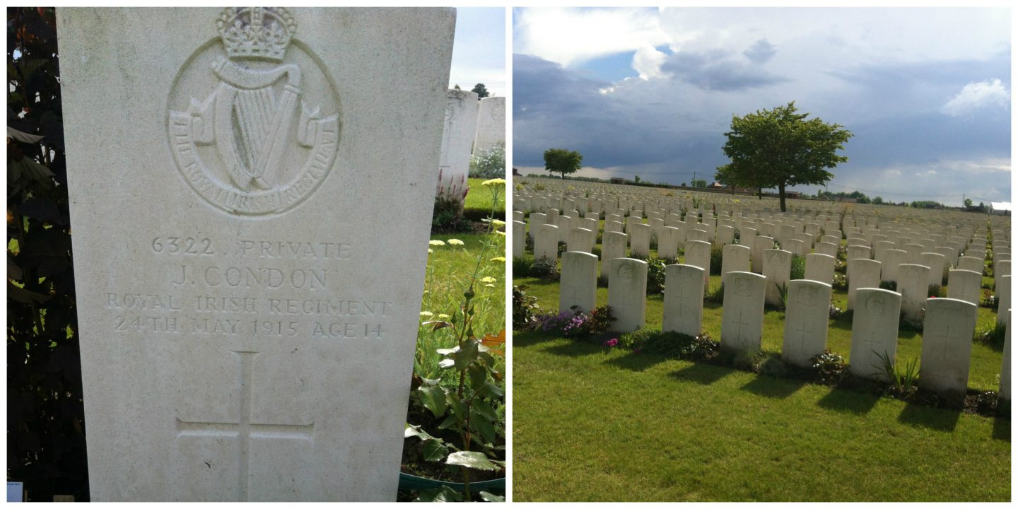 Travel Edits | A Tour of Irish WWI Sites in Flanders