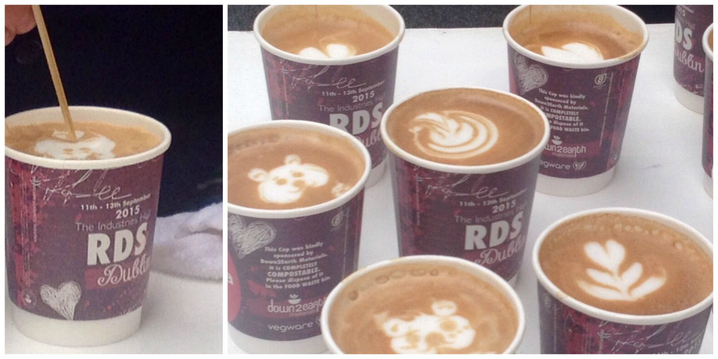 Travel Edits | A Lesson in Latte Art at Dublin's Coffee and Tea Festival