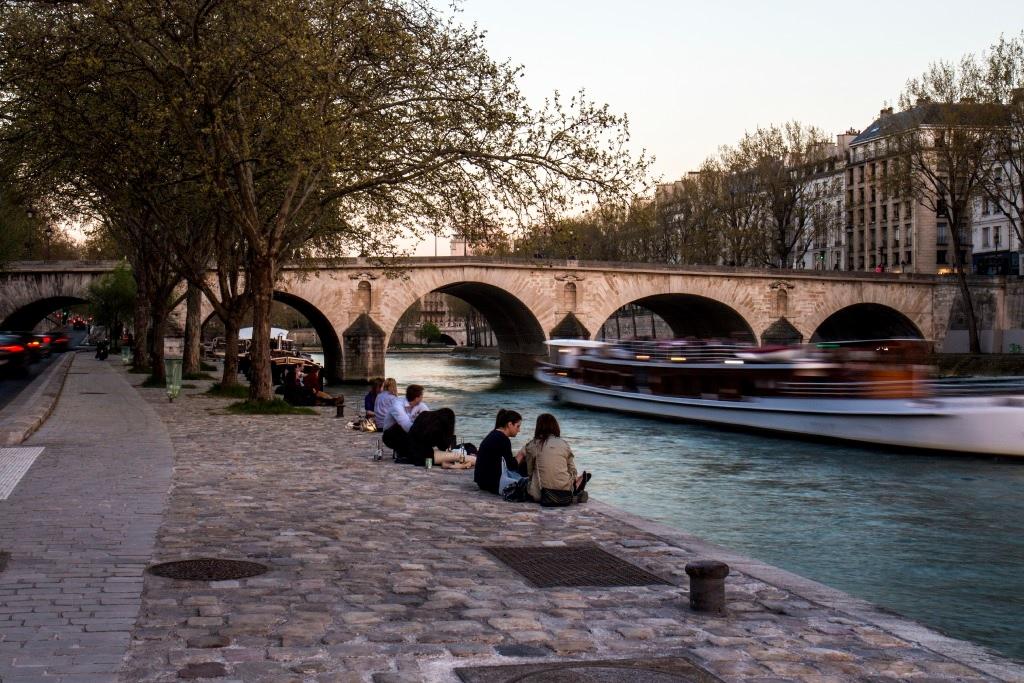 Travel Edits | Q+A: Paris Photographer Michael Saint James