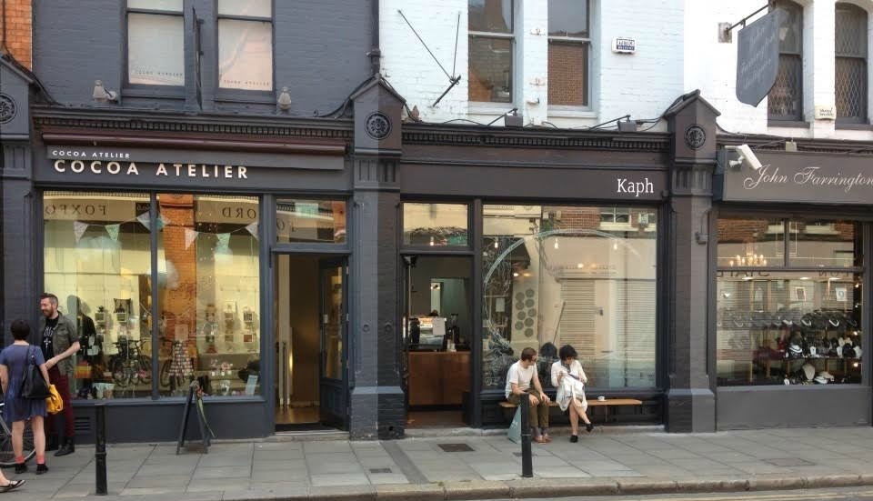 Travel Edits | 10 Great Places to Have Coffee in Dublin - Kaph