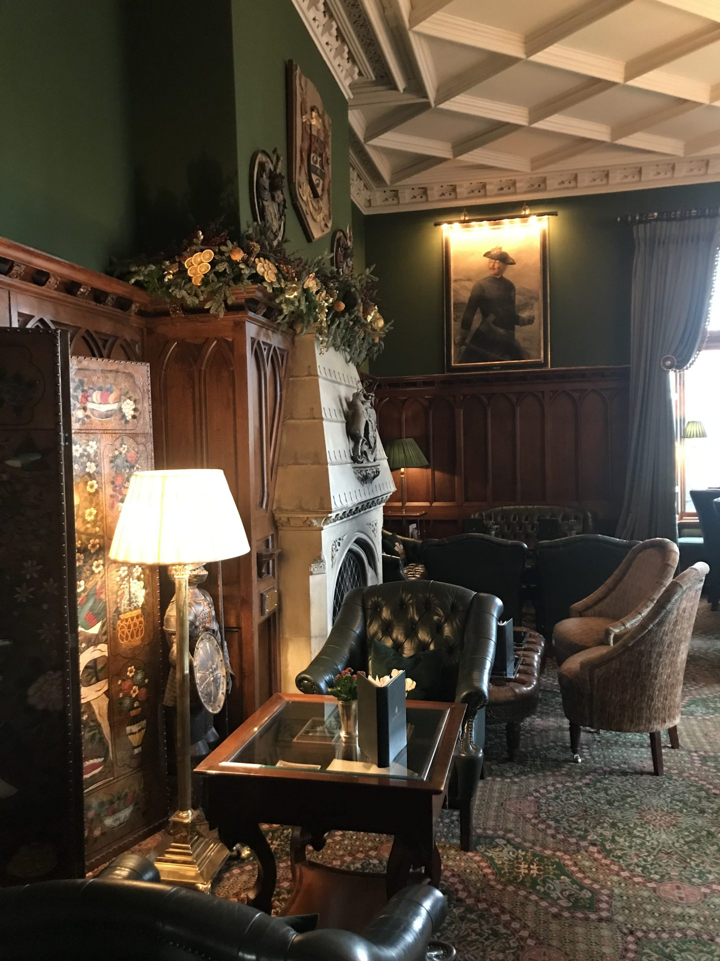 Prince of Wales Bar, Ashford Castle